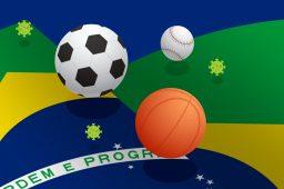 Brasilien mit Sportwetten gegen Corona