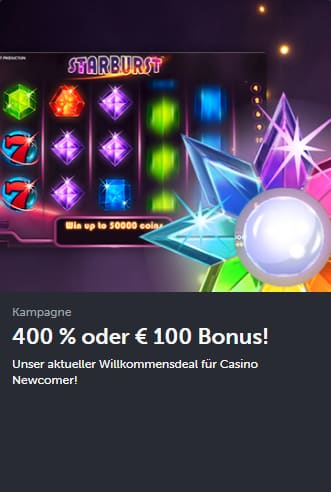 ComeOn Casino Content Images - Germany CasinoTop