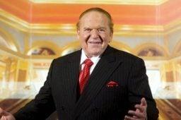 Der Casino-Tycoon Sheldon Adelson ist verstorben