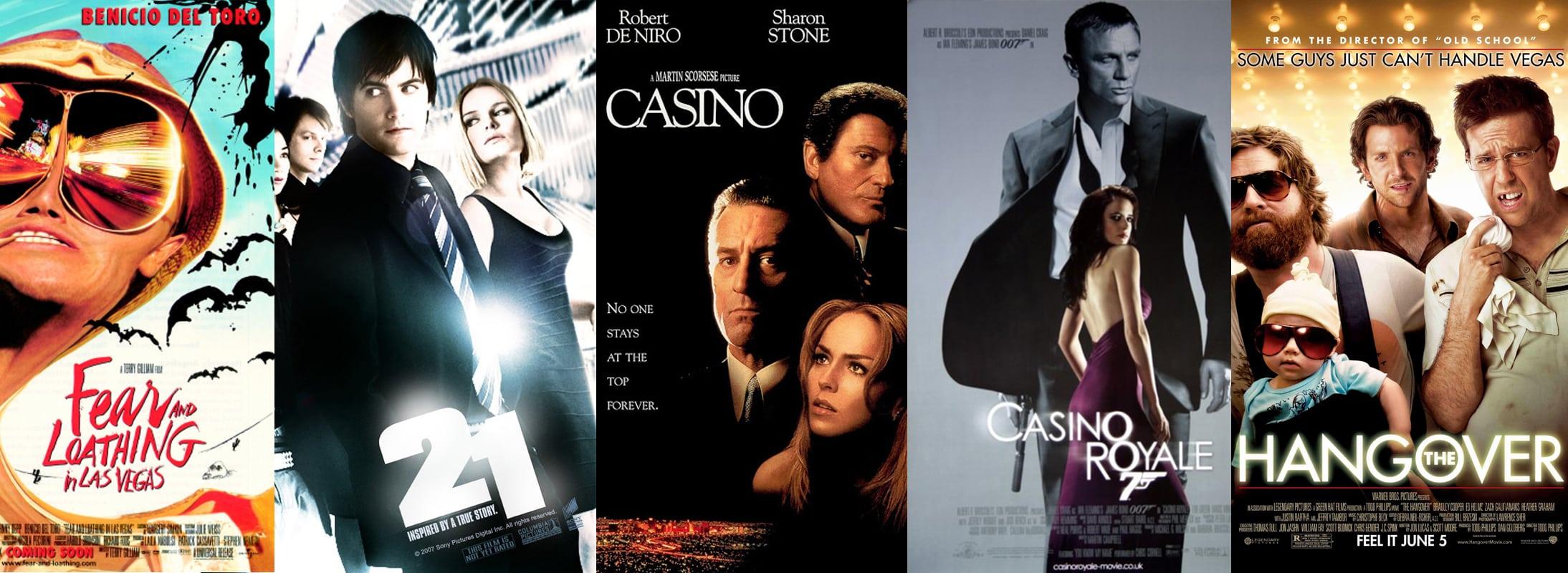 Die besten Filme zum Thema Casino element01 - CasinoTop