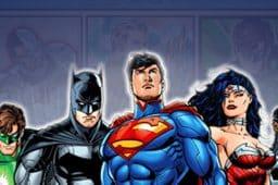 Die besten Slots zum Thema Superhelden im Online Casino