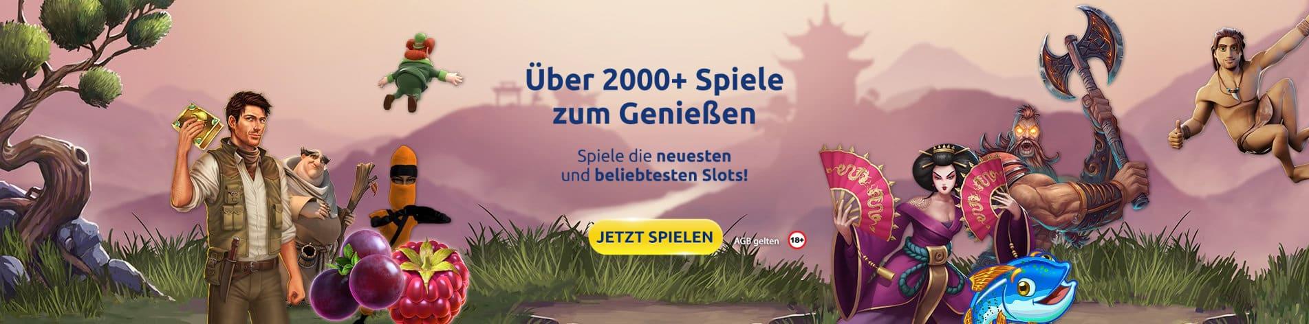 DrückGlück Casino Content Images - Germany CasinoTop 01