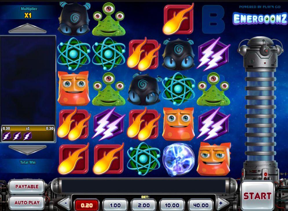 Energoonz Slot Images - CasinoTop