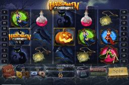 Halloween Fortune Image