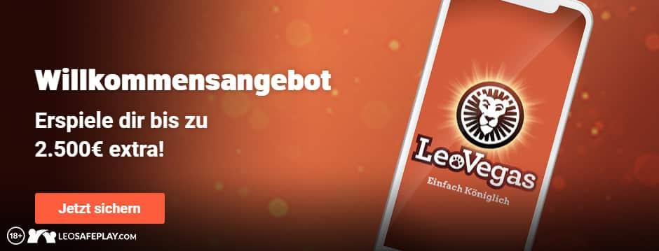 LeoVegas Casino Content Images - Germany CasinoTop 01