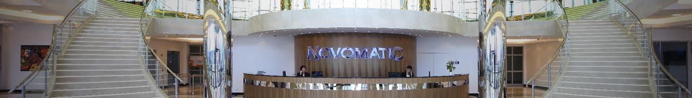 Novomatic setzt in der Krise auf Zusammenhalt Banner - CasinoTop