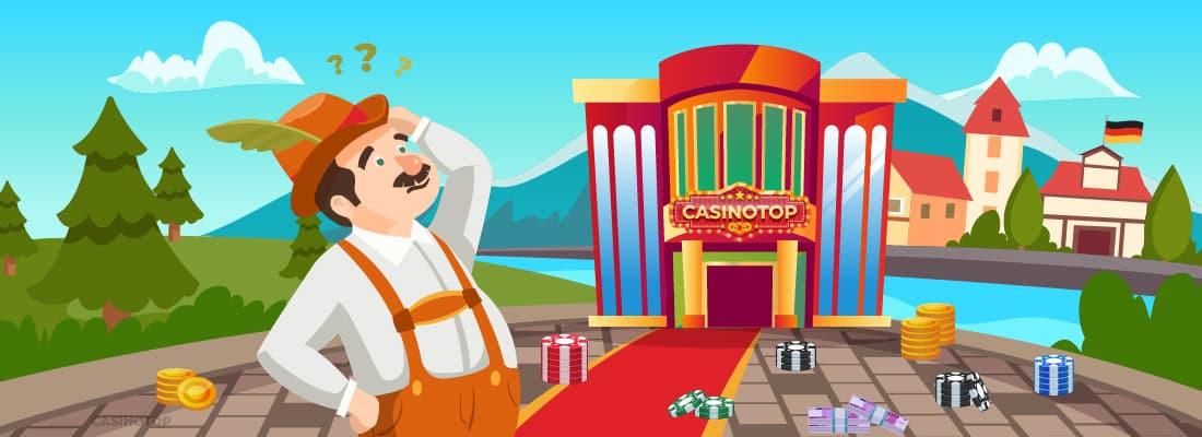 Deutsche Online Casino FAQ   CasinoTop Deutschland