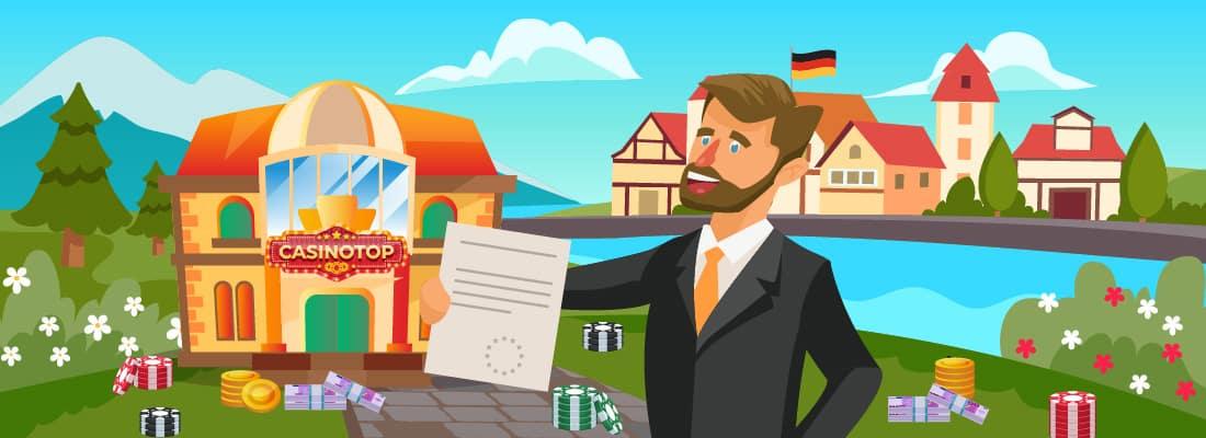 EU-Lizenz | CasinoTop Deutschland