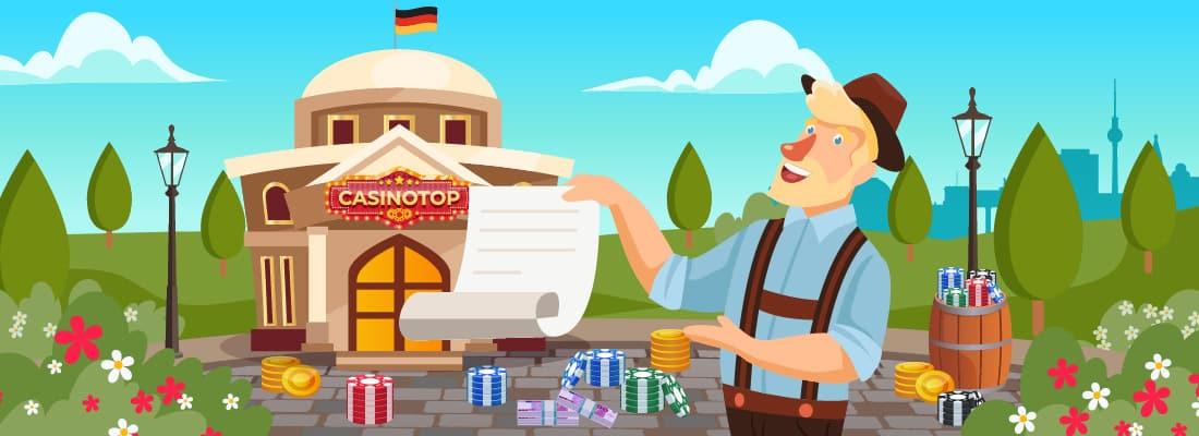 Nutzungsbedingungen | CasinoTop Deutschland