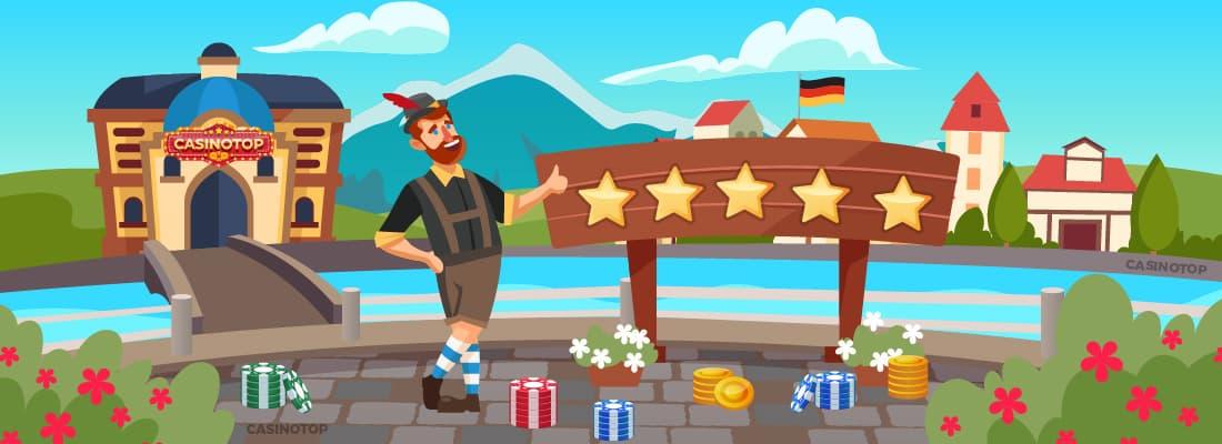Online Casino Testberichte | CasinoTop Deutschland