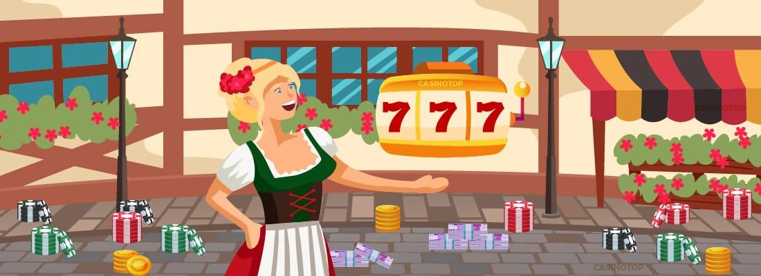 Kostenlose Online Slots | CasinoTop Deutschland