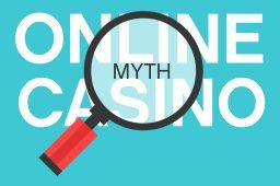 5 myter om online casinoer