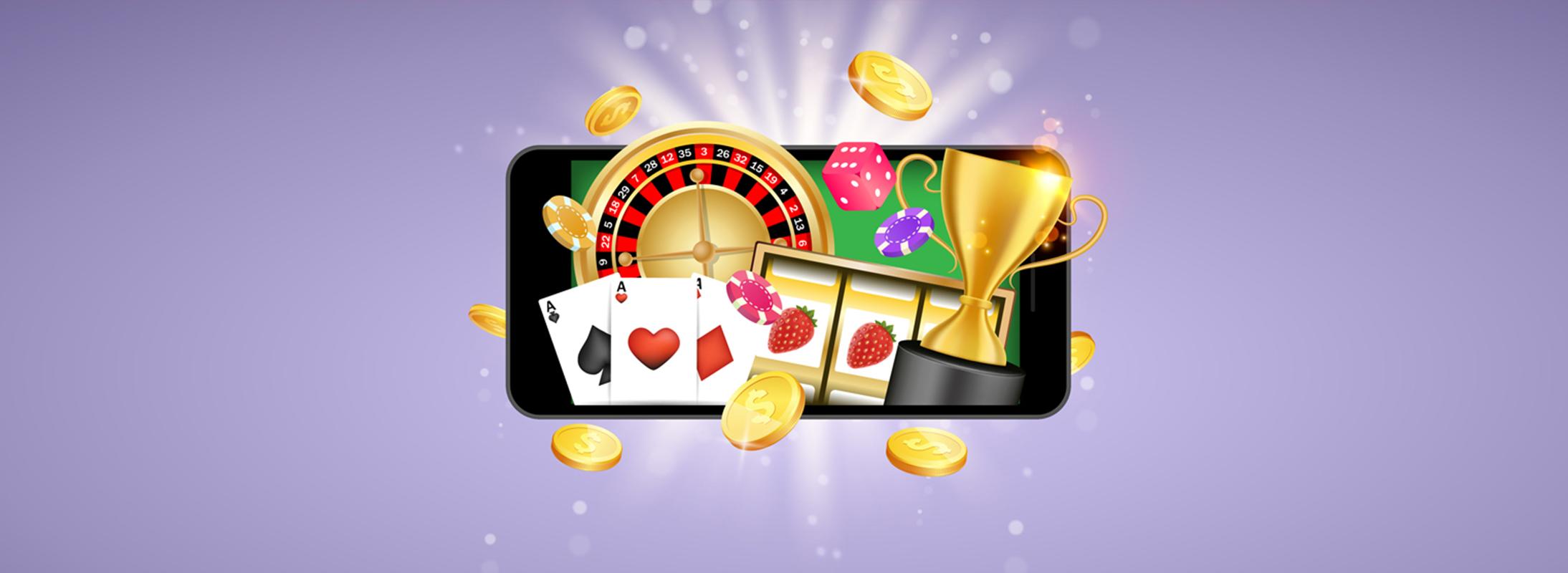 De forskellige former for online gambling element01 - CasinoTop