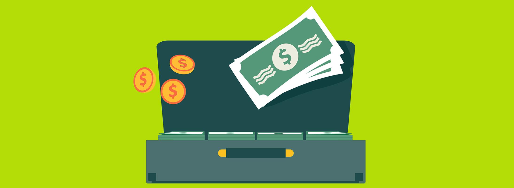 Er det en god ide at tage imod en velkomstbonus på et online casino element01 - CasinoTop