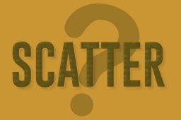 Hvad er et scatter symbol?