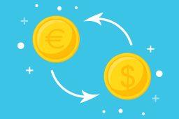 Indbetalinger og valutakurser
