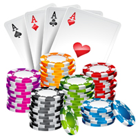 Online vs. landbaserede casinoer element01- CasinoTop
