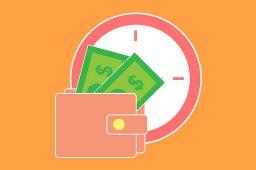 Tidsrammer for udbetalinger