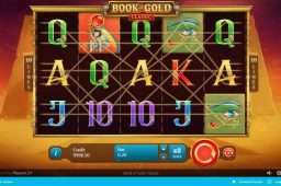 Book of Gold: Classic Slot