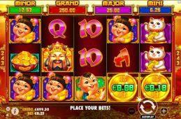 Caishen's Cash Slot