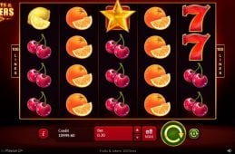 Fruits & Jokers: 100 lines Slot