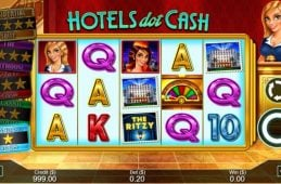 Hotels dot Cash