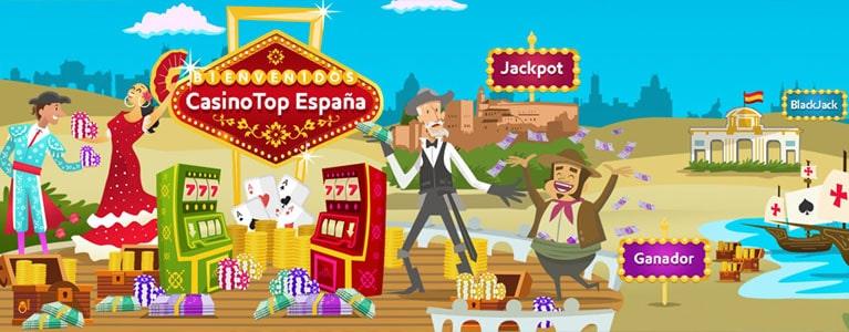 CasinoTop Header