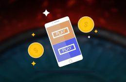 Videoslots on julkaissut maailman ensimmäisen jaetun mobiilinäytön – pelaa kahta eri peliä samaan aikaan