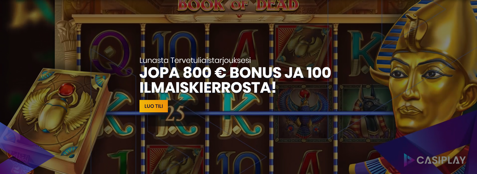 Casiplay Casino Content Images - Finland CasinoTop 01