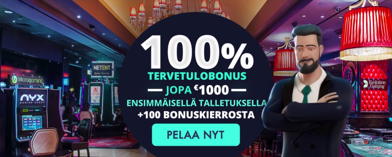 Jonny Jackpot Casino content Images - Finland CasinoTop