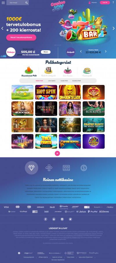 Casino Joy Screenshot