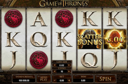 Game of Thrones 243 Ways Slot