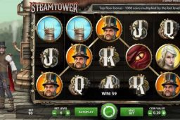 Steamtower Slot Image