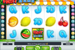 Fruit Shop Image