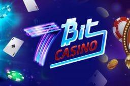 7bit Casinolla on bonuksia jaossa joka viikko
