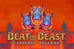 Beat the Beast: Cerberus' Inferno on Thunderkickin niskakarvat nostattava kolikkopeli