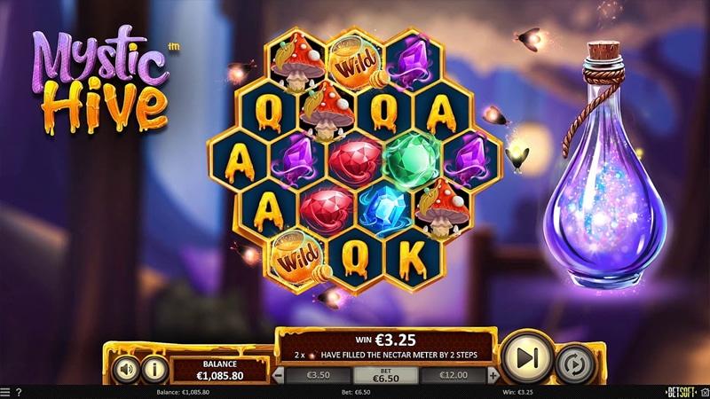 Betsoft Gamingin Mystic Hive kolikkopeli on tulossa markkinoille pian Banner - CasinoTop