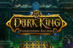 Dark King: Forbidden Riches on NetEntin uusi kolikkopeli