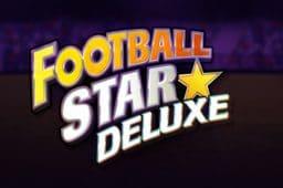 Football Star Deluxe kolikkopeli helpottaa EURO 2020 janoa