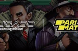Fugaso ja Parimatch yhdistävät voimansa luodakseen 12 uutta kolikkopeliä