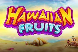 GameArtin uusi kolikkopeli Hawaiian Fruits vie sinut trooppiselle saarelle
