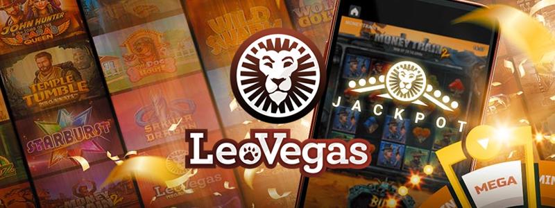 Kokeilemisen arvoiset nettikasinot vuonna 2021 LeoVegas Casino - CasinoTop