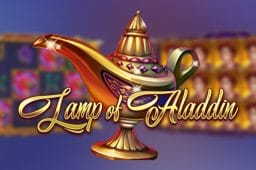 Lamp of Aladdin kolikkopeli vie sinut mukanaan itämaisiin tunnelmiin ja keskelle taianomaisia kokemuksia