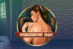 Madame Ink kolikkopeli vie sinut tatuointistudioon