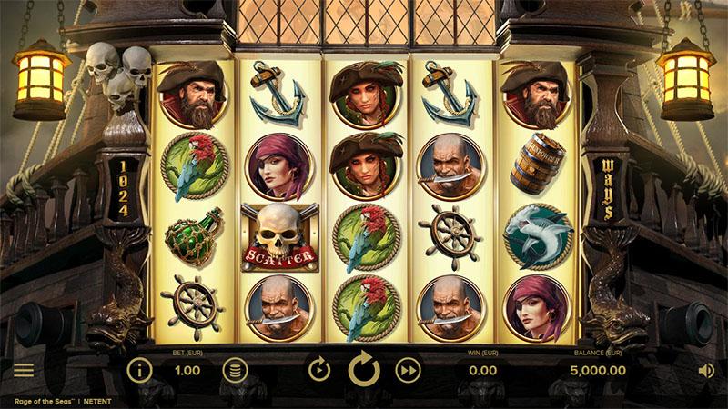NetEntin uusi, pelottava kolikkopeli Rage of the Seas inner01 - CasinoTop