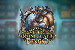 Oletko bingon fani? Play'n GO:n Viking Runecraft Bingo on jännittävä uutuus