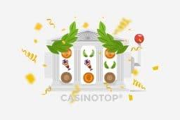 Parhaat antiikin Kreikkaan liittyvät kolikkopelit 2020