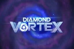 Play'n GO:n Diamond Vortex on värikäs, uusi kesän 2020 kolikkopeli