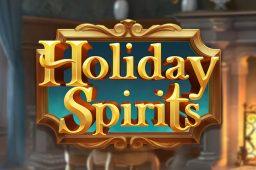 Play'n GO:n Holiday Spirits perustuu tuttuun joulutarinaan