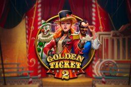 Play'n GO:n upea Golden Ticket 2 -kolikkopeli vie sinut keskelle värikkäitä karnevaaleja